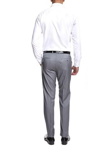 Cacharel Klasik Pantolon Gri
